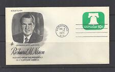 Nixon Resignation cover - Art Craft - August 8, 1974