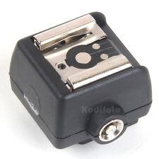 JJC JSC-6 Adaptador Convertidor Zapata flash Minolta Maxxum a standard ISO