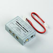 Video Amplifier 1 input 7outputs Car DVD Distribution RCA Splitter Free Shipping