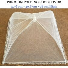 1 PCs of Folding Food Cover Protector Net Umbrella Anti Fly Mosquito - Strong