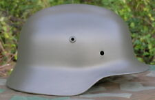 German WWII Apple Green SPRAY PAINT For M35 Helmets (HELMET NOT FOR SALE!)