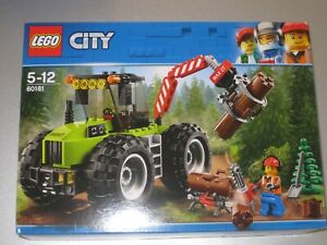 LEGO CITY SET 60181 FOREST TRACTOR - BRAND NEW