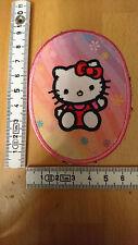 Aufbügler Aufnäherbild Aufnäher Patch Bügelbild Hello Kitty Filly Kinder