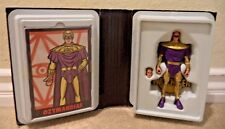 DC COMICS WATCHMEN OZYMANDIAS FIGURE CLUB BLACK FREIGHTER *NEW*