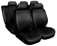 Coprisedili Copri Sedili Salva Sedili adatto per Audi A4 nero