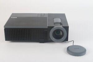Dell 1510X DLP Front Dual VGA HDMI RJ45 XGA 3500 ANSI Lumens Projector
