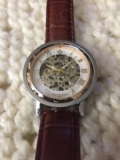 Automatic skeleton watch in mg orkina kc023 mixed, a vision engineering a r, tbe