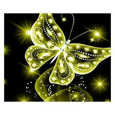 Full Drill Butterfly DIY 5D Diamond Painting Embroidery Cross Stitch Home Decor
