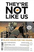 They're Not Like Us Comic Issue 2 Modern Age First Print 2015 Stephenson Gane
