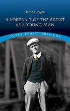 Dover Thrift Editions: A Portrait of the Artist As a Young Man by James Joyce (…