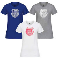 K-Swiss Women's Shield Logo Cotton Fashion T Shirt Tennis White Blue Grey