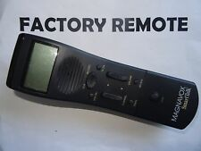 PHILIPS MAGNAVOX VP8000 VCR VOICE PROGRAMMER REMOTE CONTROL PHILIPS ZK388V0010