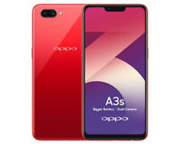 "Latest OPPO A3s Red, 16GB 2GB RAM (4G) 6.2"" 13MP + 2MP Camera AU SELLER SYD"