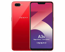 """Latest OPPO A3s Red, 16GB 2GB RAM (4G) 6.2"""" 13MP + 2MP Camera AU SELLER SYD"""