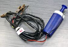 SLOT CAR Plunger Type Blue CONTROLLER VINTAGE 1/24 SCALE