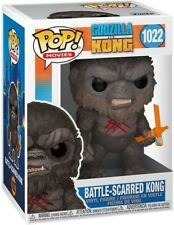 Funko - POP Movies: Godzilla Vs Kong - Battle Scarred Kong Brand New In Box