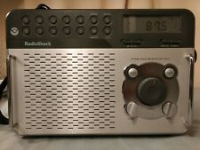 Radio Shack 12-150 Extreme Range AM/FM/WX - Shack Hack Paranormal compatible