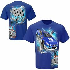 Dale Earnhardt Jr # 88 Nationwide Hot Wired T- Shirt Adult Medium Free Shipping