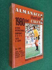 ALMANACCO ILLUSTRATO DEL CALCIO 1980 Ed. Panini Libro ALBERTOSI Foto squadre