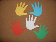 moderationskarten Hand