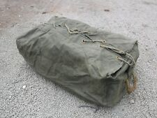 Genuine Army 12x12 18x24 Tent Transport Canvas Valise Bag Military Storage