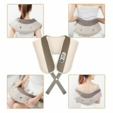 Back And Neck Massage Electric Body Massager Infrared Heated Kneading