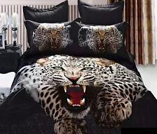 Set Letto Copri Piumone Lenzuolo Federe Copripiumone Duvet Cover Bed BED0047 P