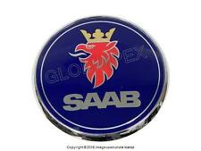 Saab 9-3 (1999-2002) Trunk Emblem GENUINE SAAB