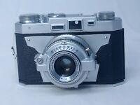 Super WESTOMAT 35 Vintage Rangefinder Film Camera Terionon 45mm f/3.5 Lens Japan