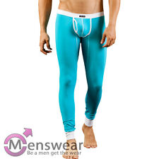 Size Longpant Longleg Functional Underwear Long Underpants Thermal Blue WJ