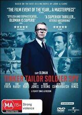 TINKER TAYLOR SOLDIER SPY (Gary OLDMAN Tom HARDY John HURT Toby JONES) DVD NEW