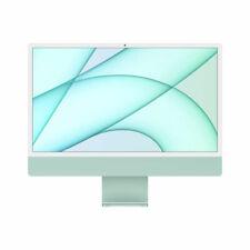"""Apple iMac 24"""" (256GB SSD, Apple M1, 3.20GHz, 8GB, 7-Core GPU) Green - MJV83X/A (April, 2021)"""