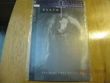 Death: The High Cost of Living #3 (May 1993, Dc) - Signed By Chris Bachalo