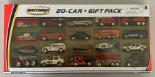 2012 Matchbox 20-car Gift Set Box Hero Emergency Vehicles