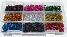 Jeweler Starter Kit JUMP RINGS Anodized Aluminum 5/16 16g American Chainmail
