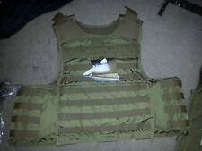 blackhawk tactical IIIA body armor plate carrier molle bulletproof vest L