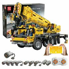 Mould King 13107 Technik Kran Modell Klemmbausteine Bauset Kompatibel mit Lego
