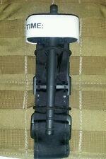 Tactical Lt MOLLE Gear Strap - Tourniquet Holder (2 EA) Pouch (TACTICAL BLACK)