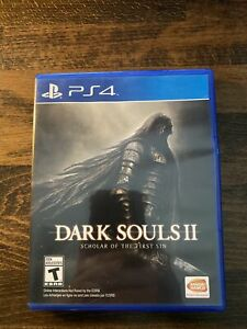 Dark Souls 2 Scholar of The First Sin PS4
