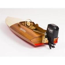 Wooden Vintage RC Boat & Watercraft Models & Kits