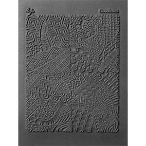 Lisa Pavelka Texture Stamp Mold Sheet Mat Polymer Clay CLOODETTE Made USA