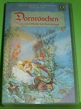 Dornröschen - nach einem Märchen von Charles Perrault (VHS Kassette)