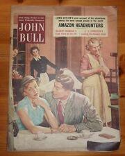 JOHN BULL MAGAZINE 31ST OCT 1953