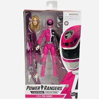 Power Rangers Lightning Collection SPD Pink Ranger MMPR New Hasbro Figure