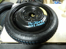 "10 11 12 13 MAZDA 3 SPARE TIRE WHEEL DONUT 15"" FIT 2010 2011 2012 2013"