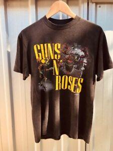 VTG Guns n Roses 1987 Appetite For Destruction Tour Philly Show Banned Art