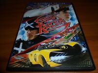 Speed Racer (DVD, 2008, Widescreen) Emile Hirsch Used