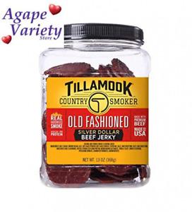 Tillamook Country Smoker Real Hardwood Smoked Silver 13 Ounce (Pack of 1)