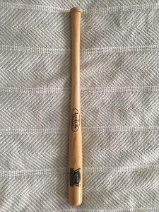 Wooden Louisville Slugger Mini Bat Museum & Factory Classic Baseball Toy Decor