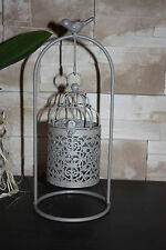 ''Birdcage'' Shabby Chic Vintage Retro Style candle holder ***NEW**